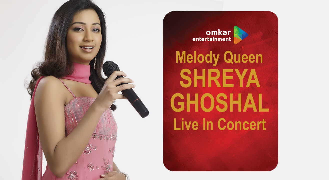 Melody Queen Shreya Ghoshal Live in Concert
