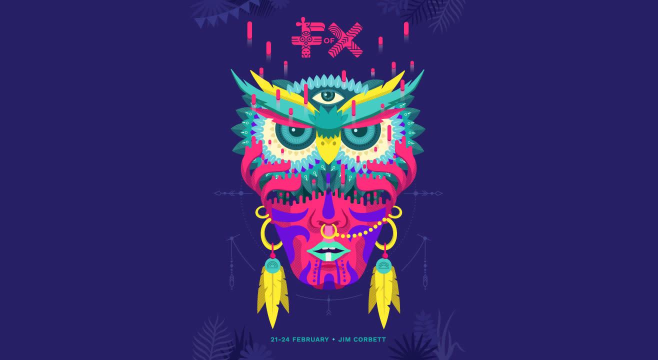 F OF X Festival 2019 - Invite