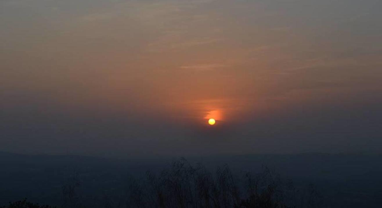 Makalidurga Sunrise Trek