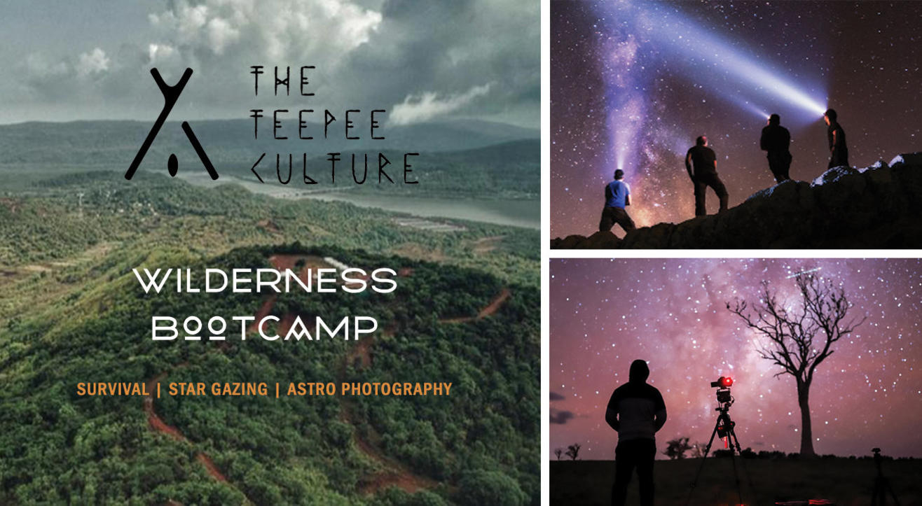 The Teepee Culture – Wilderness Bootcamp