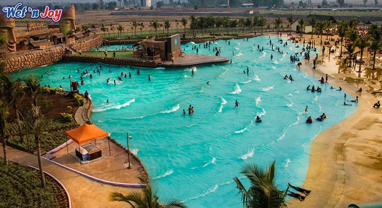Wet N Joy Water Park - Lonavala