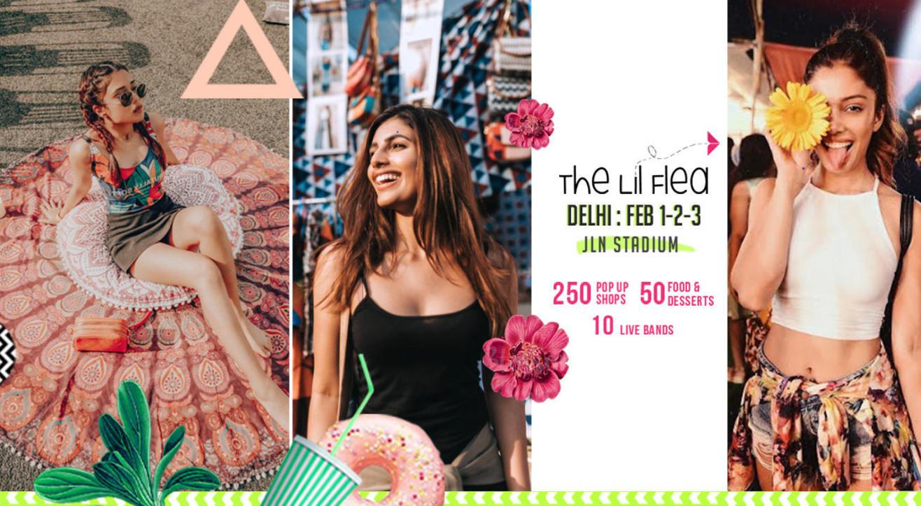 The Lil Flea - Delhi Edition 2