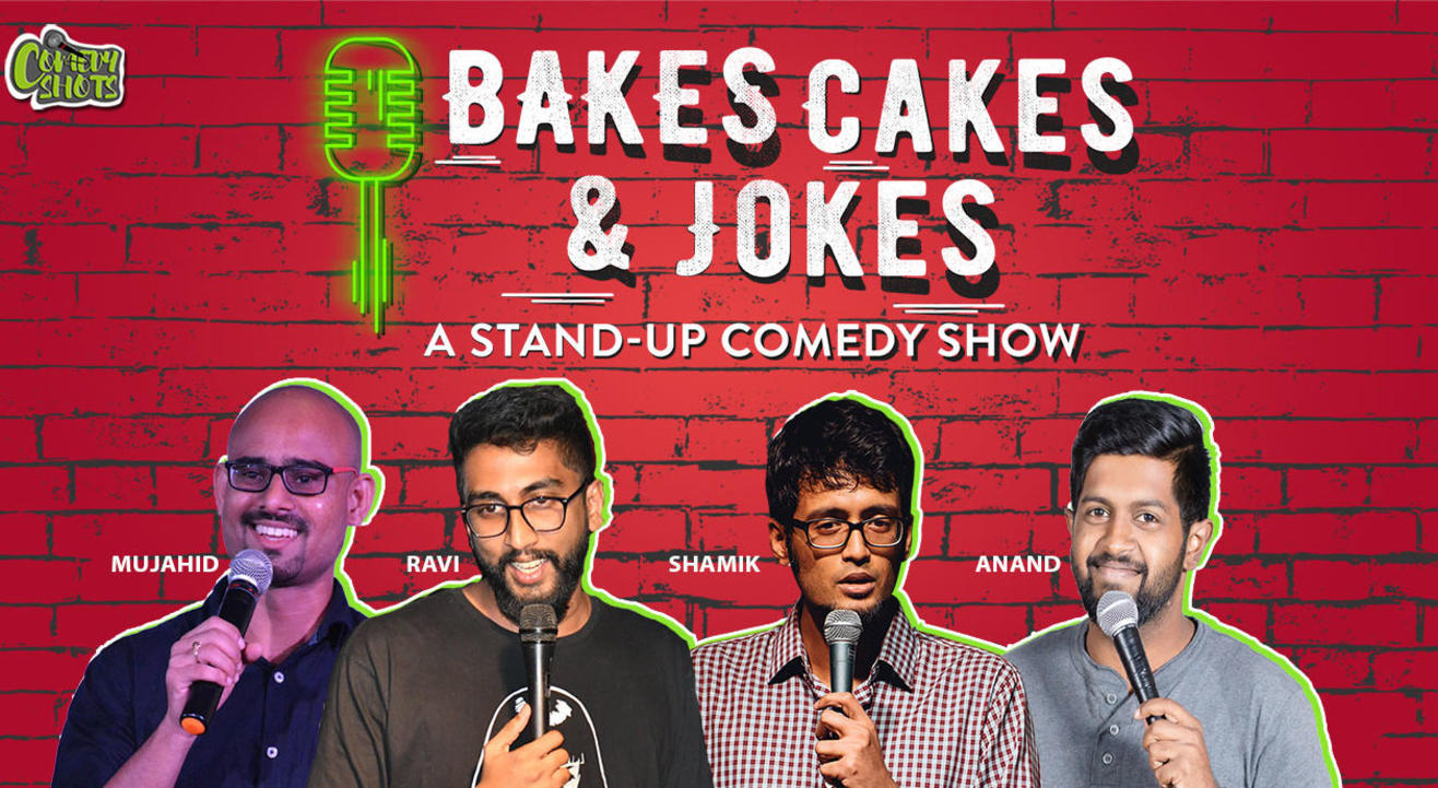 Bakes, Cakes And Jokes 37.0