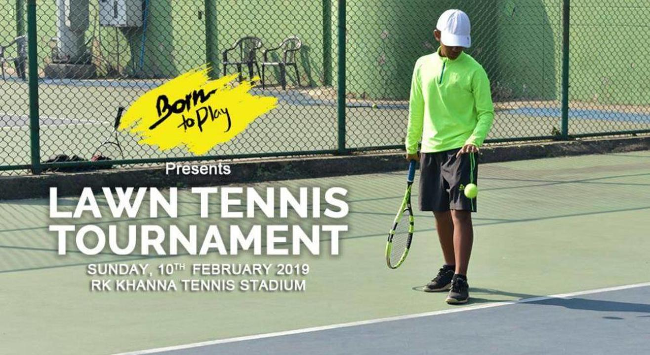 Born To Play Lawn Tennis Winter Championship: Feb'19 Edition