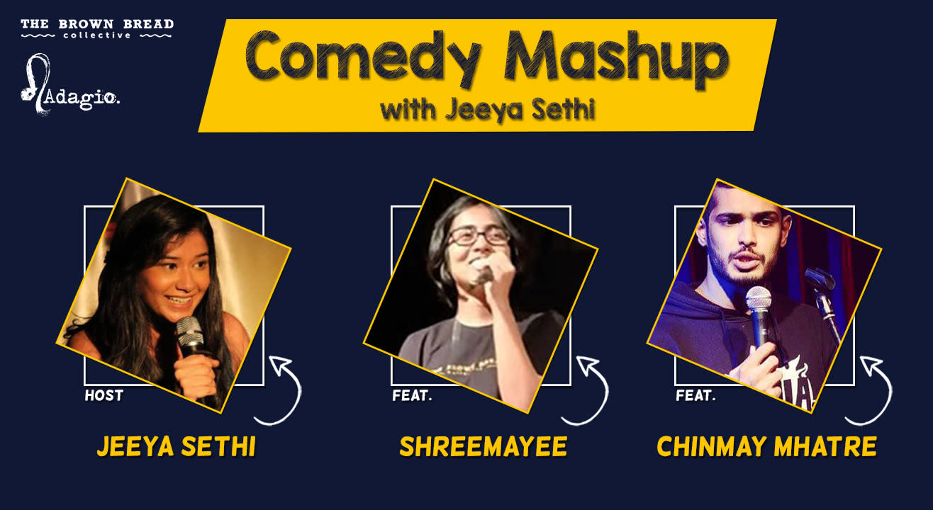 Comedy Mashup with Jeeya Sethi