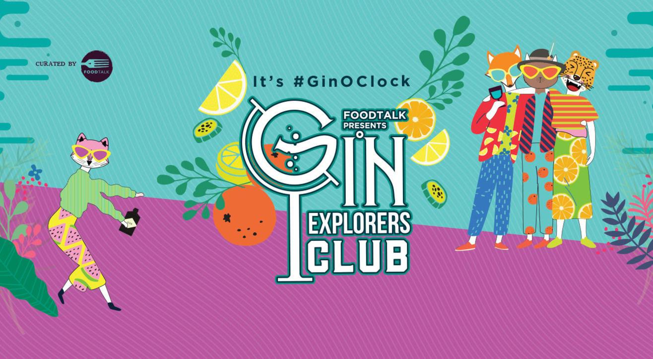 Gin Explorers Club 2.0