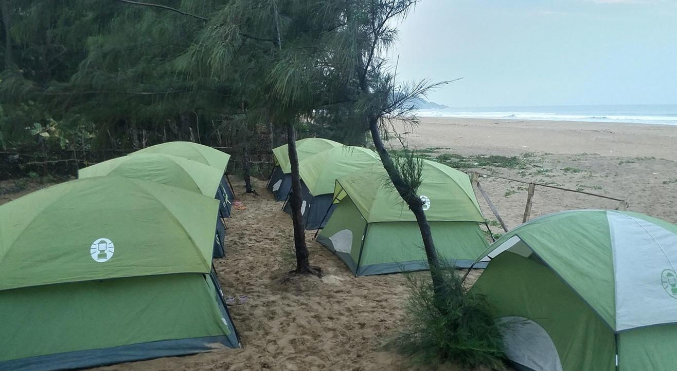 Gokarna Beach Trek And Camping   My Hikes