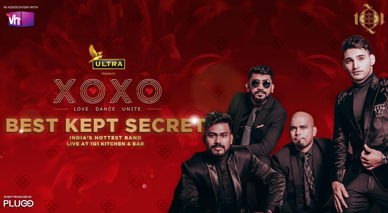 Kingfisher Ultra Presents XOXO ft. Best Kept Secret | Valentine's At 1Q1