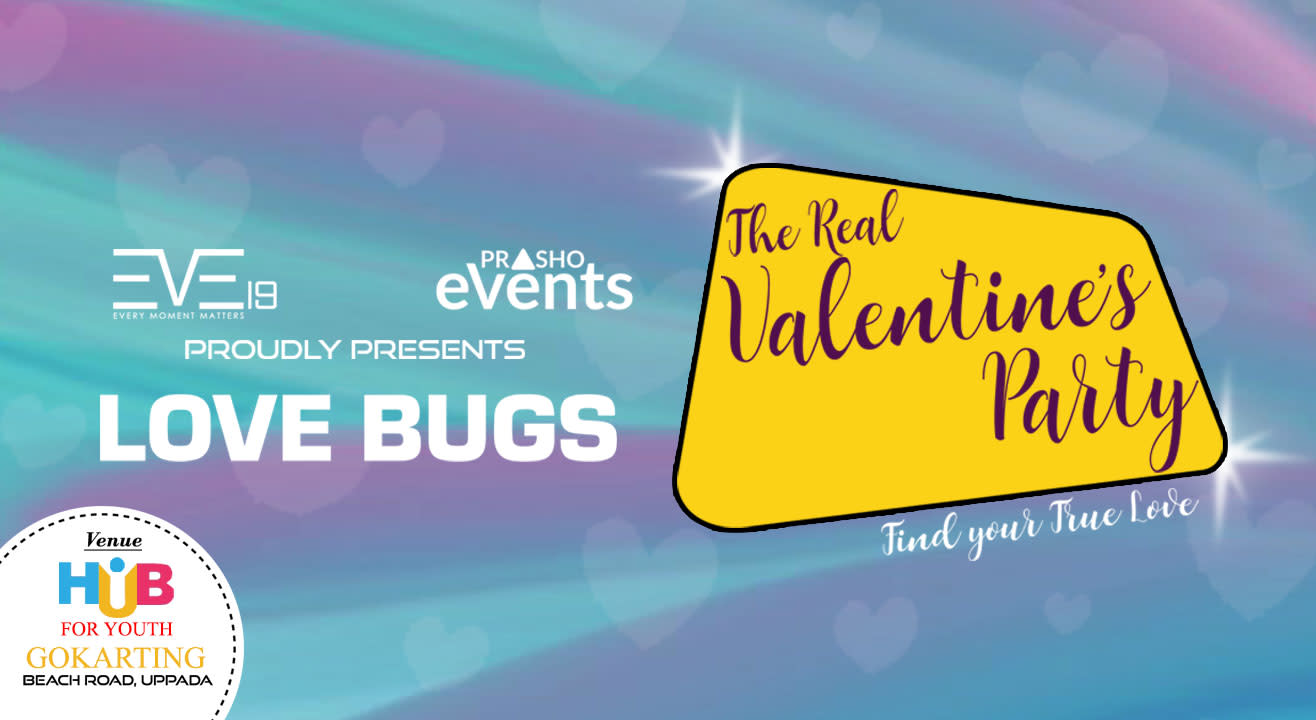 Love Bugs (The Real Valentine's Party)