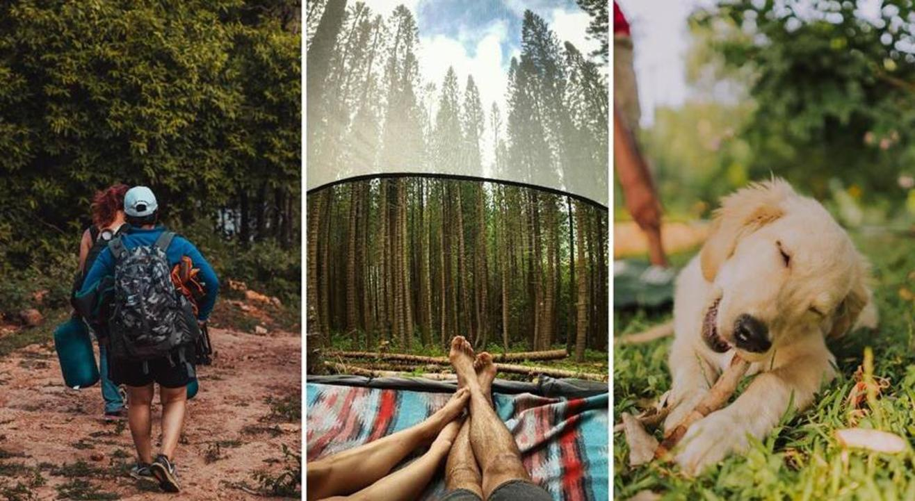 Pindrop Mystery Camp - Secret Campout Around BLR