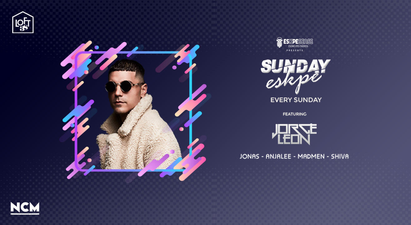 Sunday Eskpe Ft. Jorge Leon (Spain)
