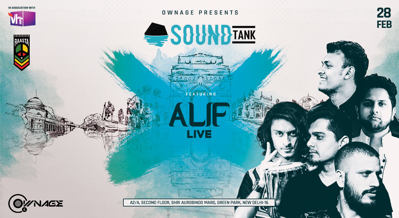 SoundTank ft Alif