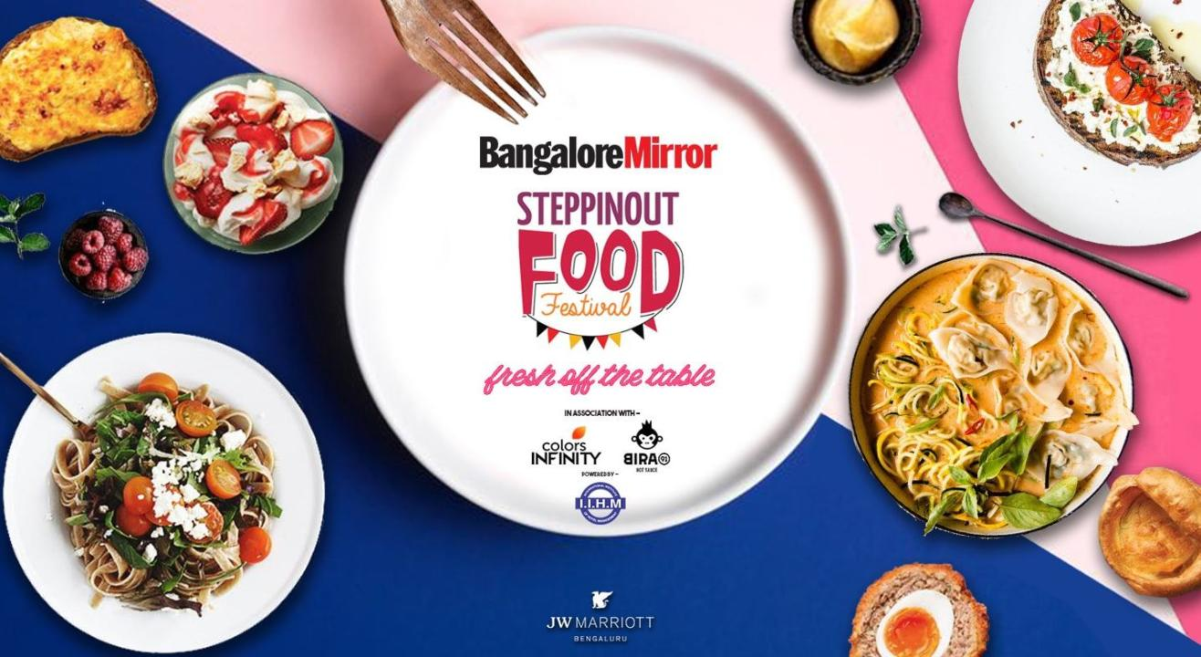 Steppinout Food Festival - Fresh Off The Table