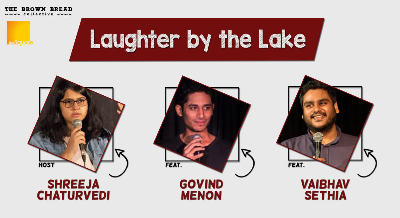 Laughter by the Lake ft. Vaibhav Sethia