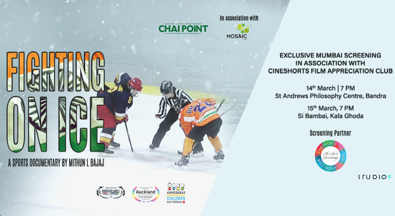 Fighting on Ice – Sports Documentary on Indian Ice Hockey Team | Kala Ghoda