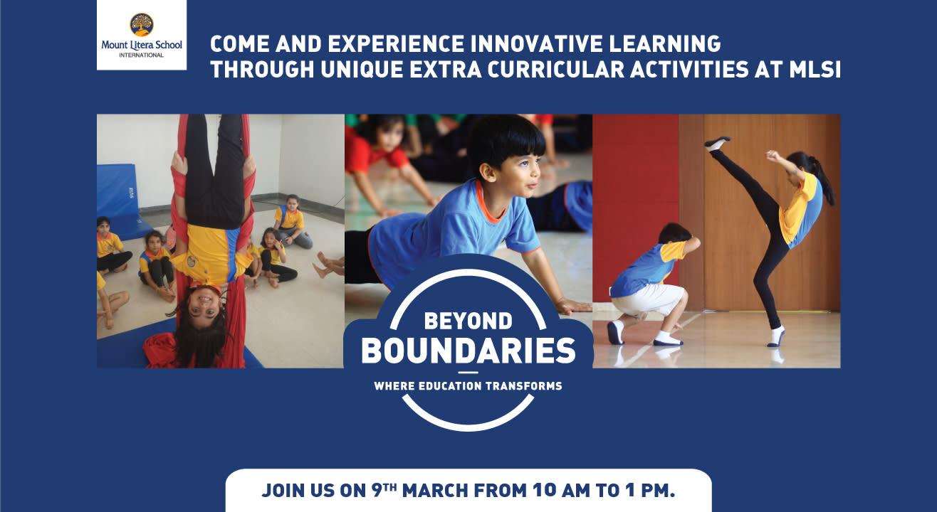 Beyond Boundaries - Where Education Transforms