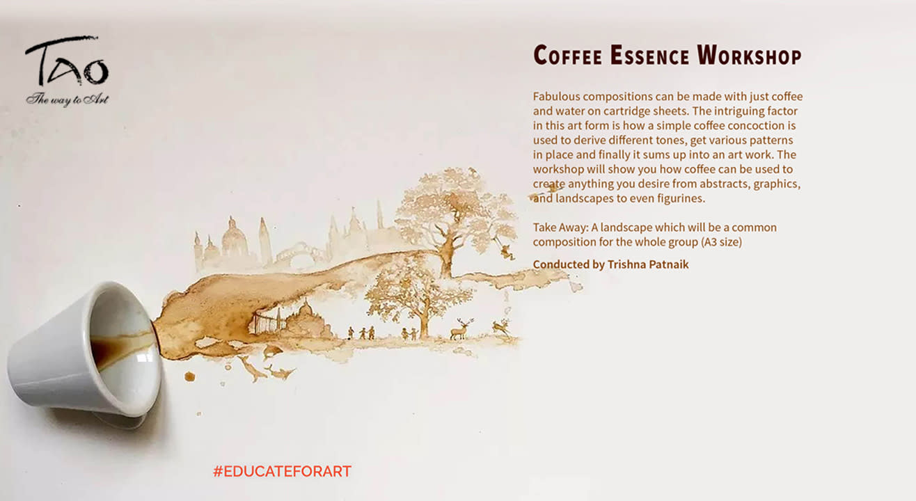 Coffee Essence Workshop