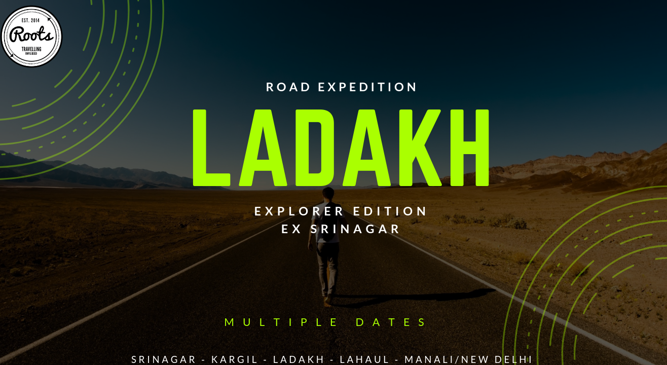 A 10 Days Roadtrip to Ladakh | Roots Vida