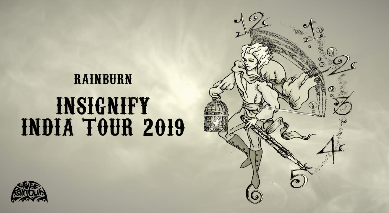 Catch Rainburn on Their Insignify Tour!