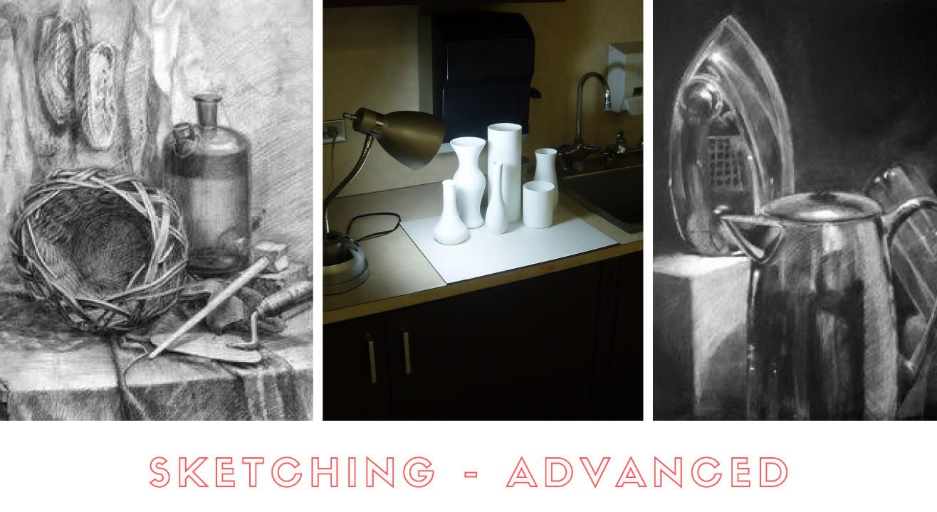 Sketching Advanced - Workshop