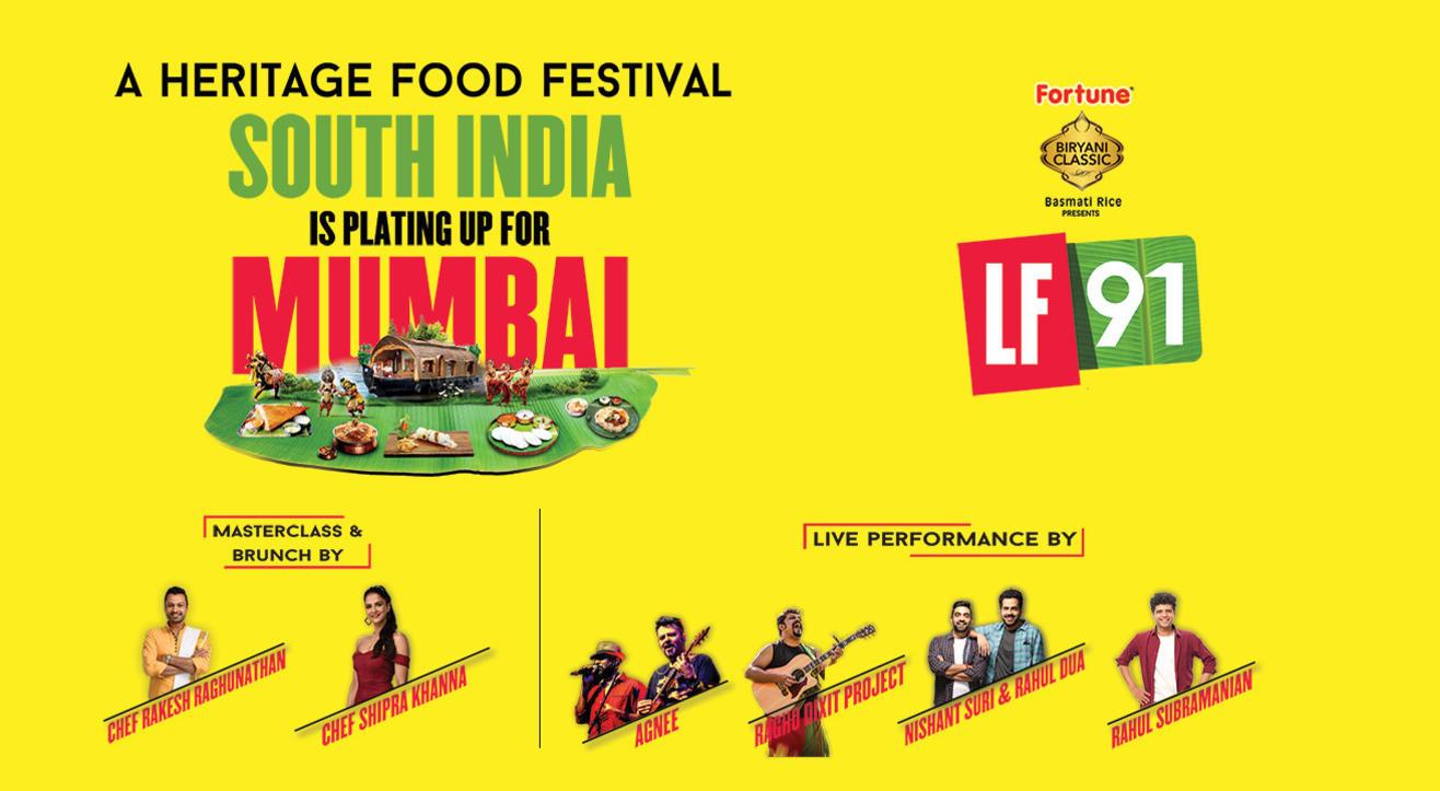 LF91 – A Heritage Food Festival
