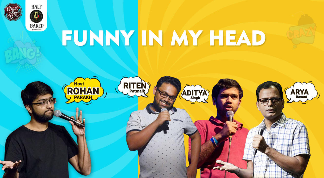 Funny in my head- Standup Comedy Show