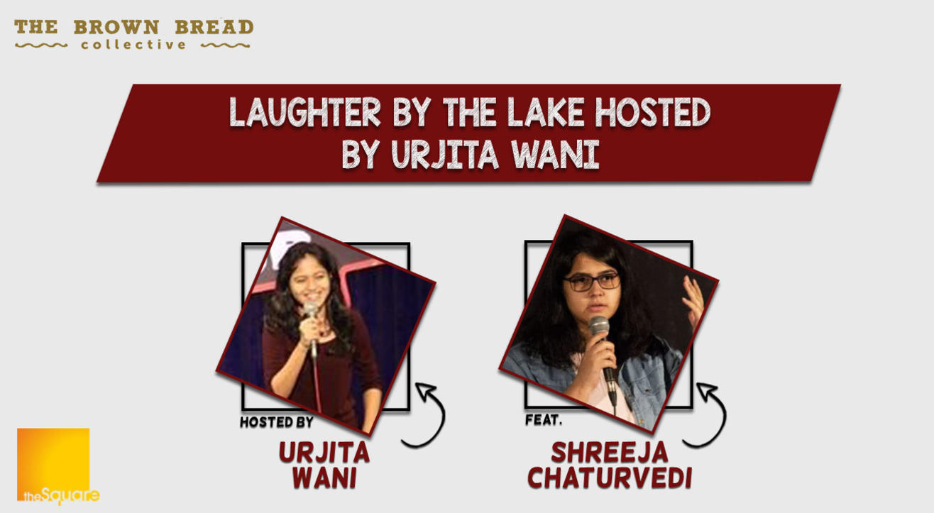 Laughter by the Lake hosted by Urjita Wani