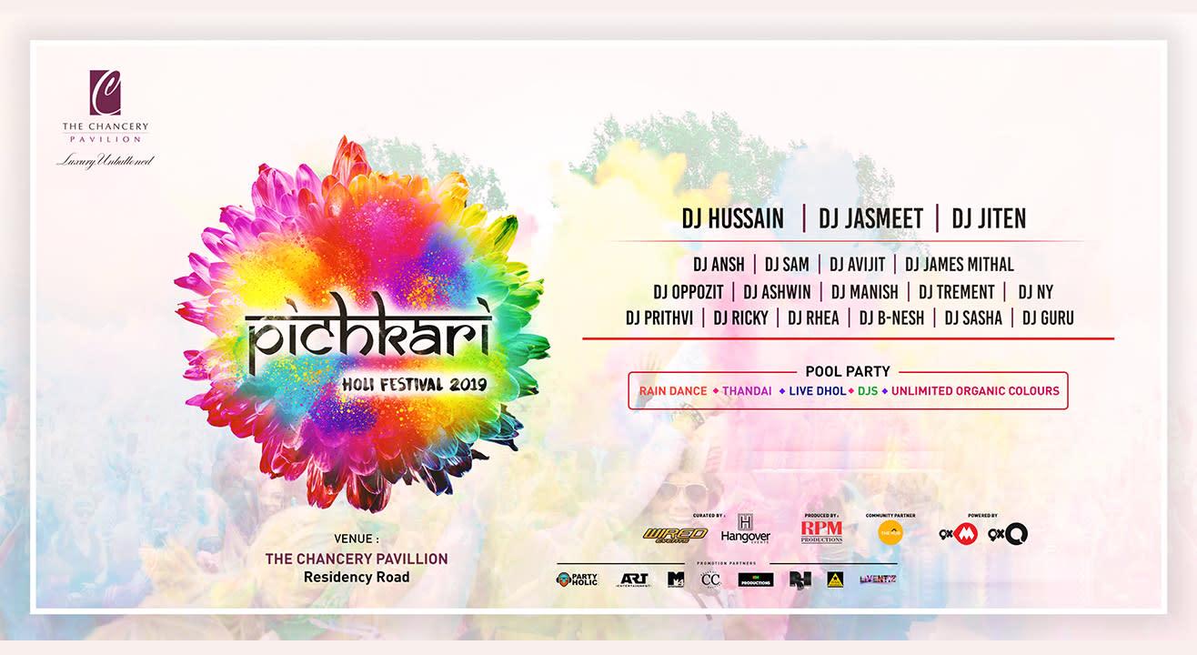 HOLI Festival- Pichkari 2019