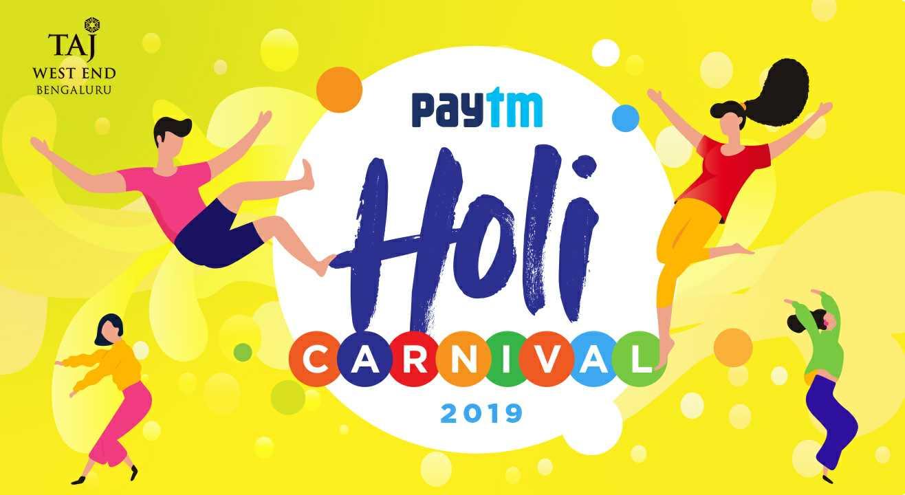 Paytm Holi Carnival