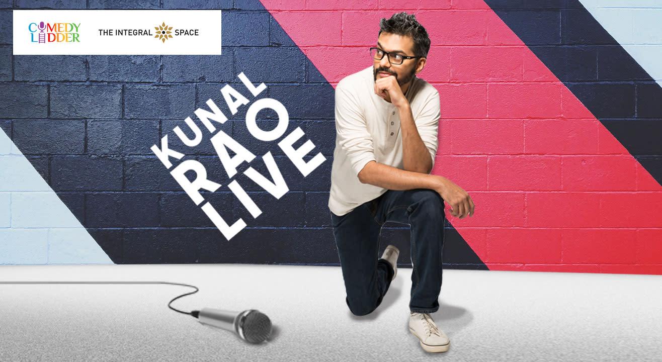 Kunal Rao Live - A Trial Show