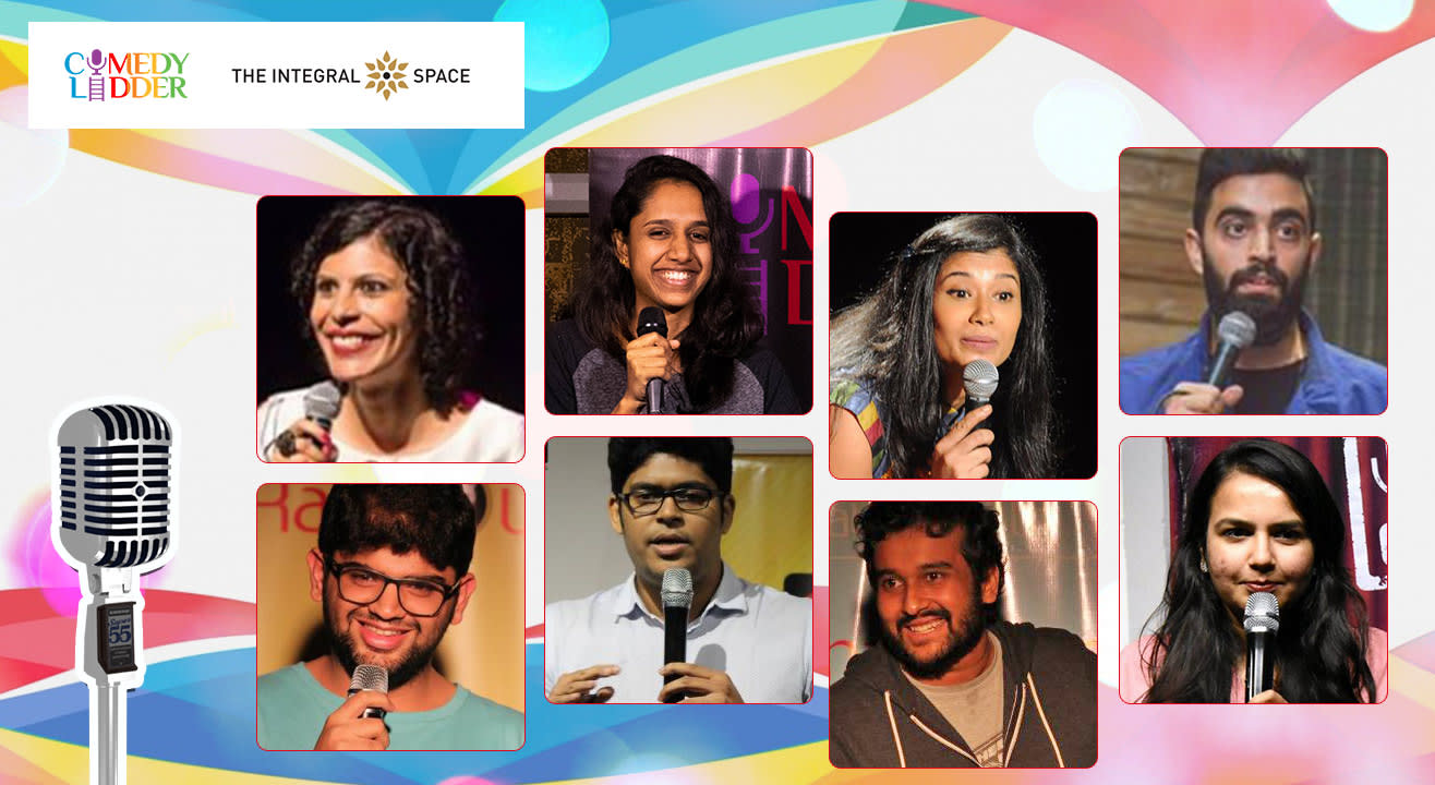 Friday Night Comedy Hosted by Sahil Shah