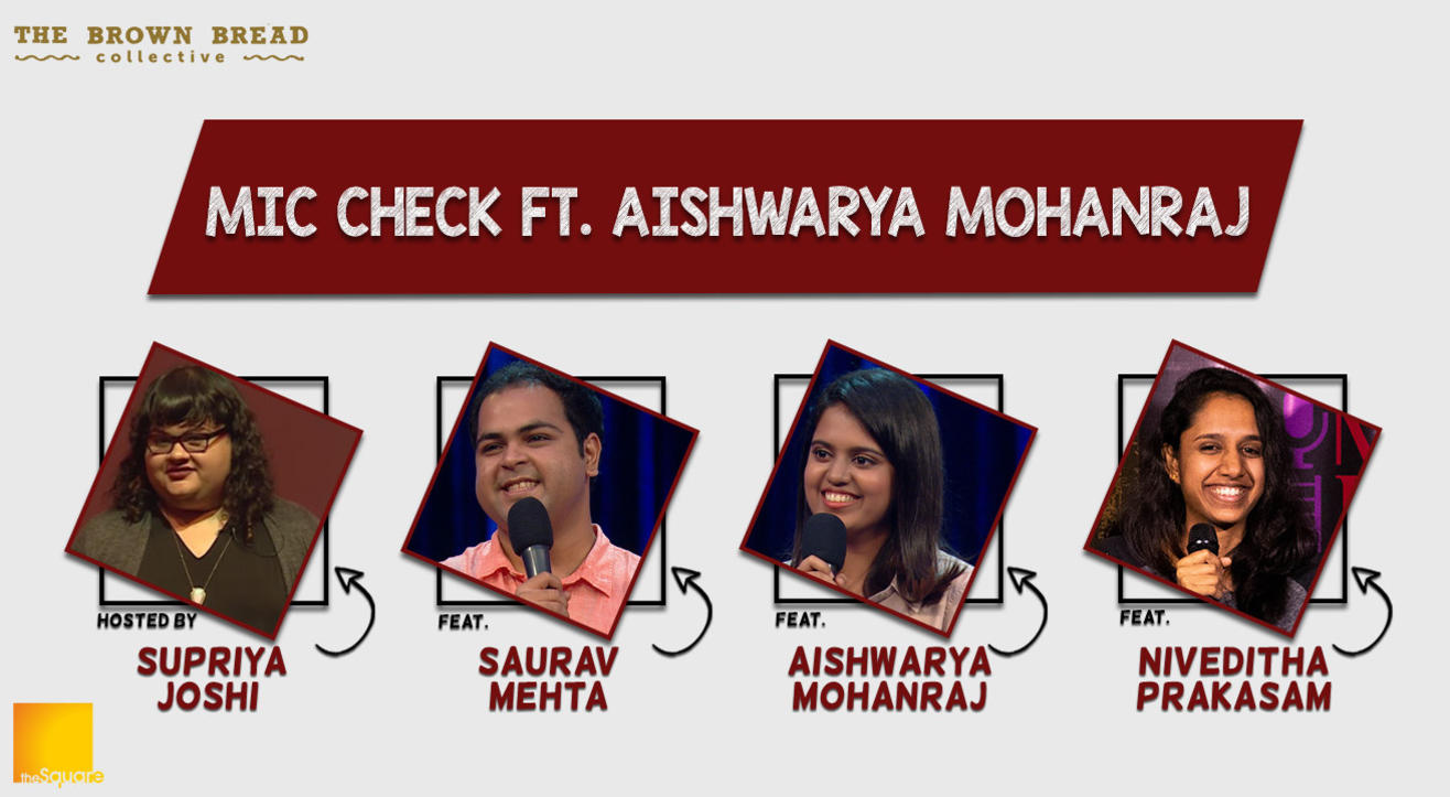 Mic Check ft. Aishwarya Mohanraj