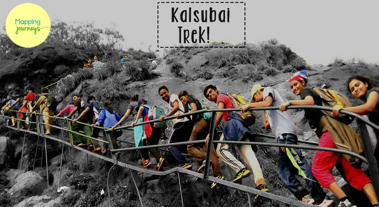 Kalsubai Night Trek by Mapping Journeys