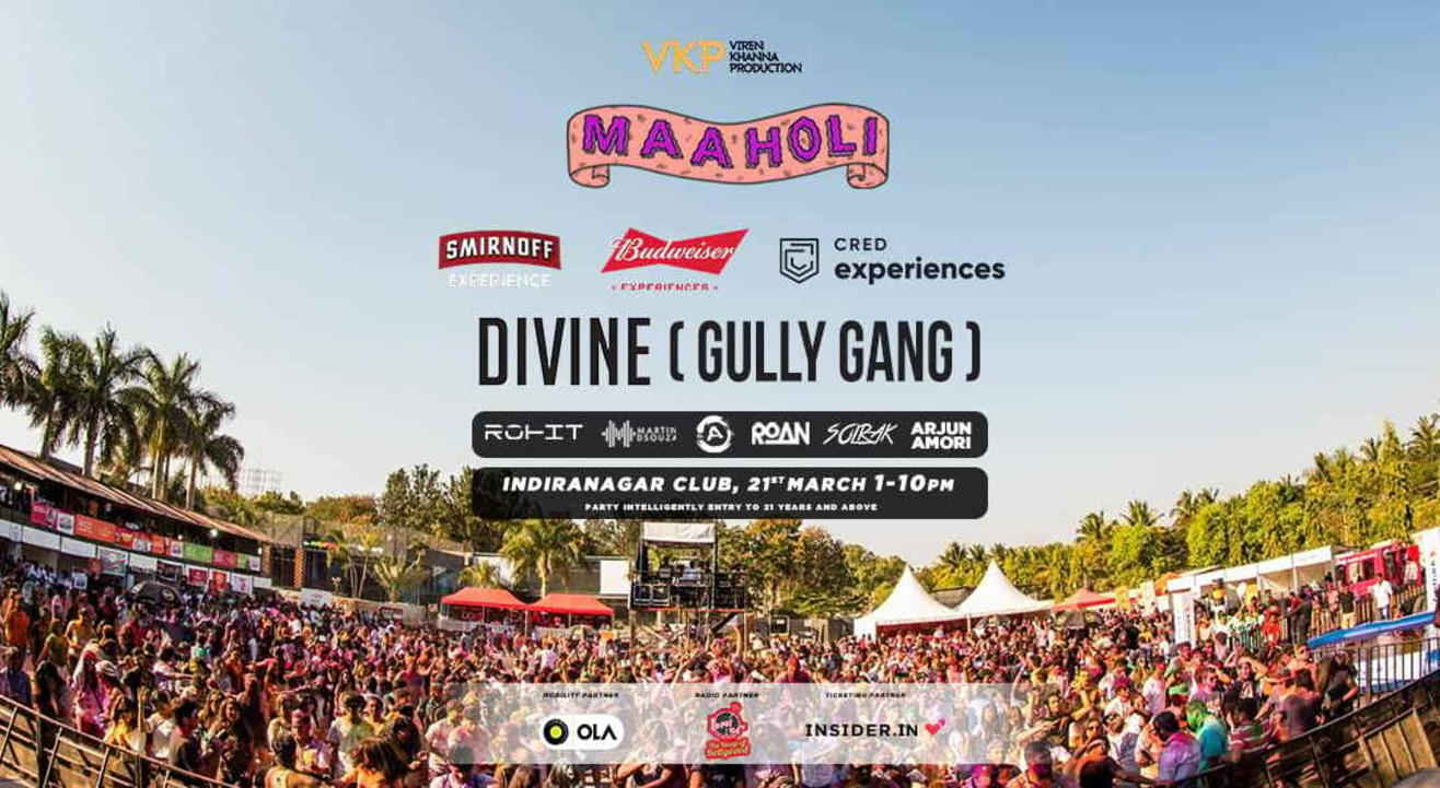 Maaholi 2019 ft. DIVINE