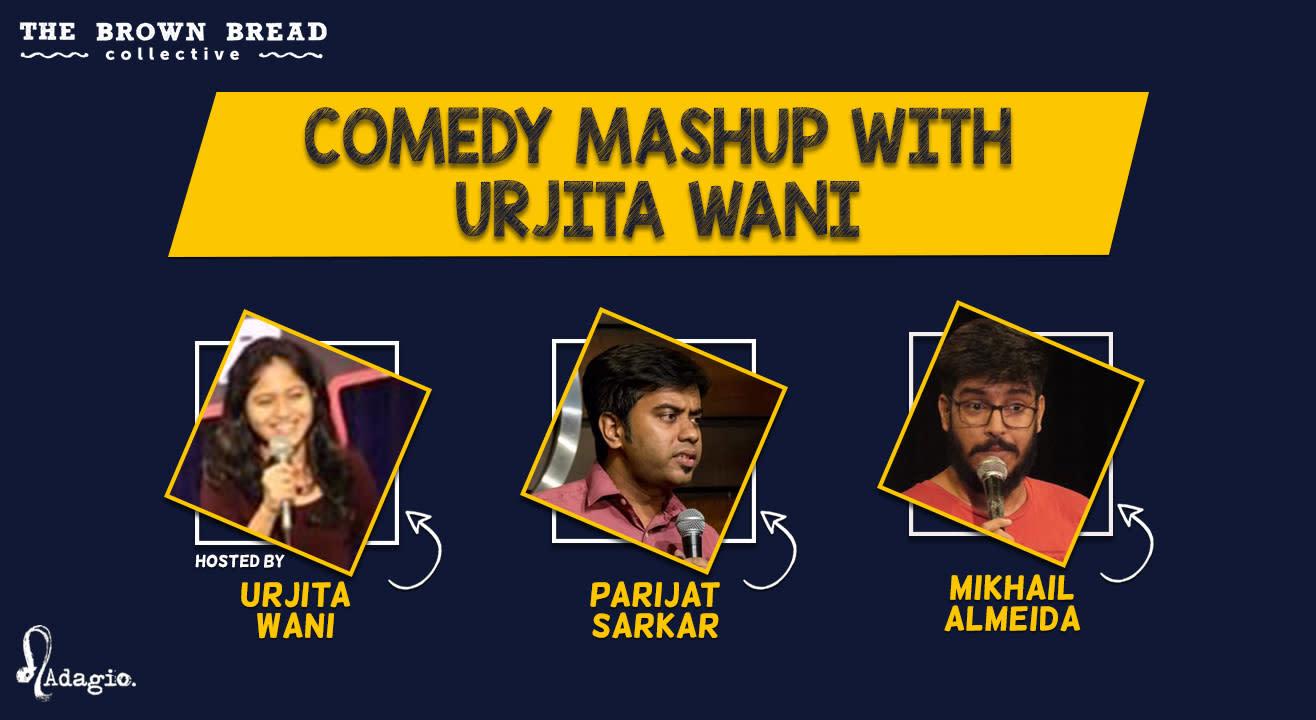 Comedy Mashup with Urjita Wani