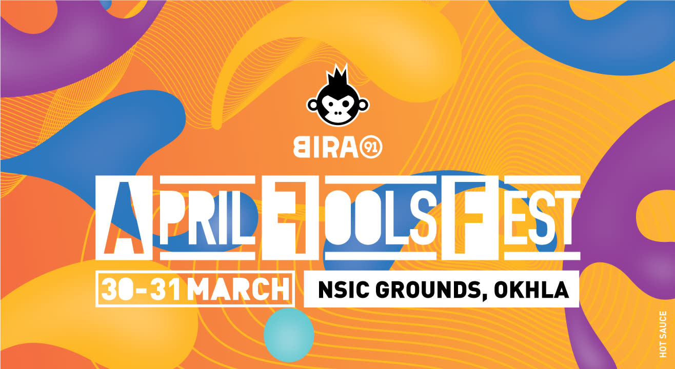 Bira 91 April Fool's Fest