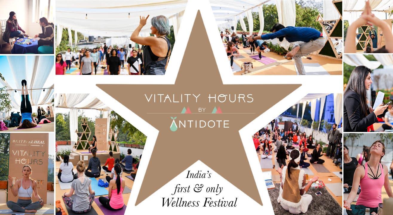 Vitality Hours, Wellness Weekend