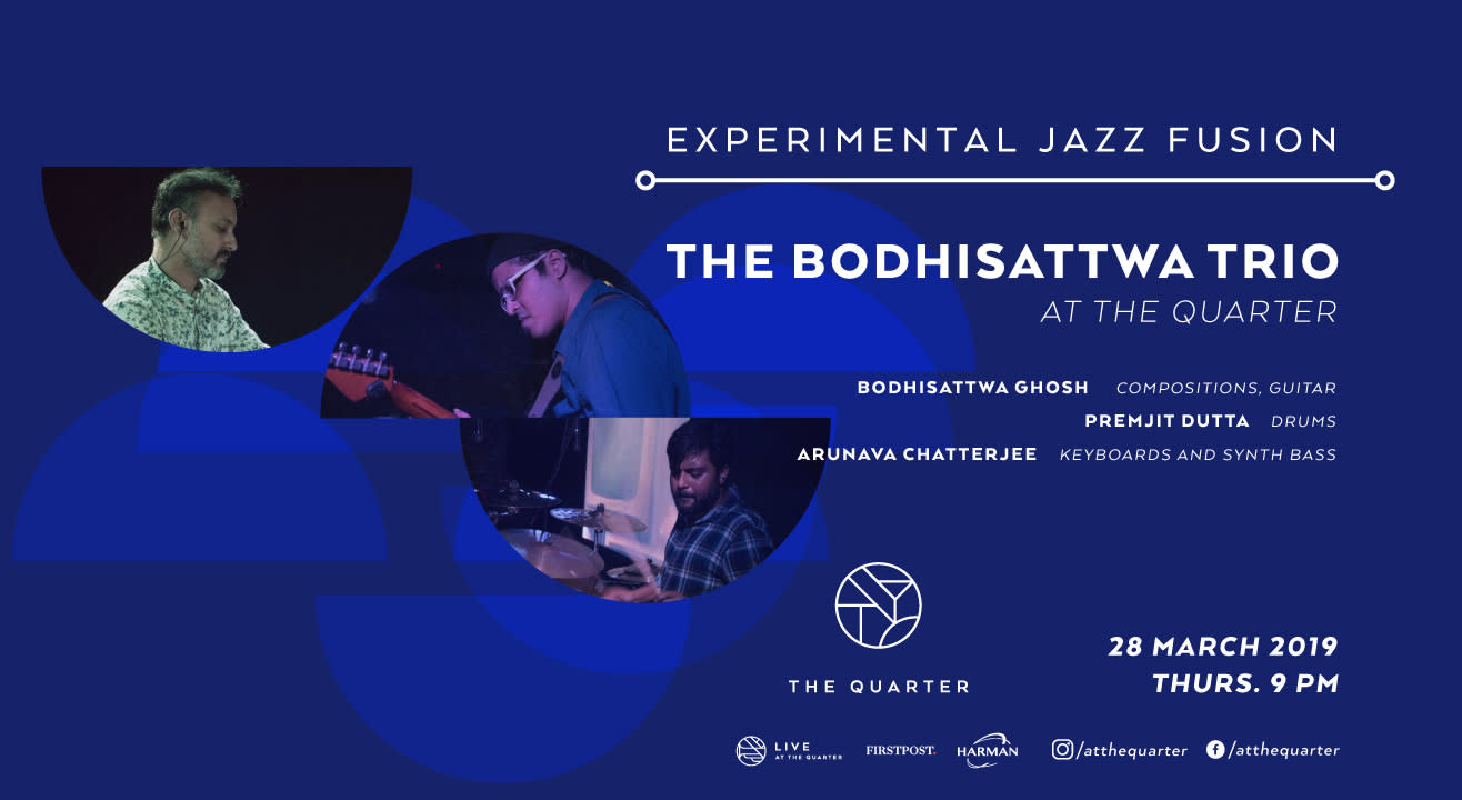 Experimental Jazz Fusion with the Bodhisattwa Trio at The Quarter