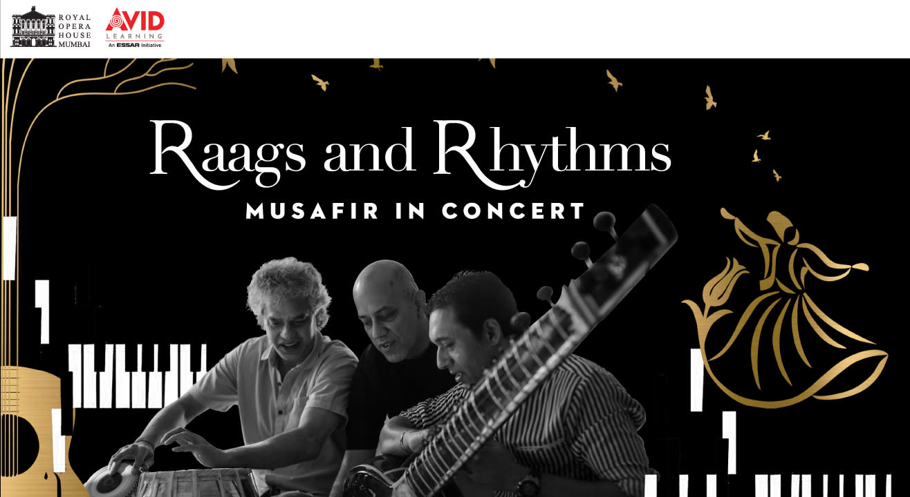 Raags and Rhythms - A Unique Fusion Concert