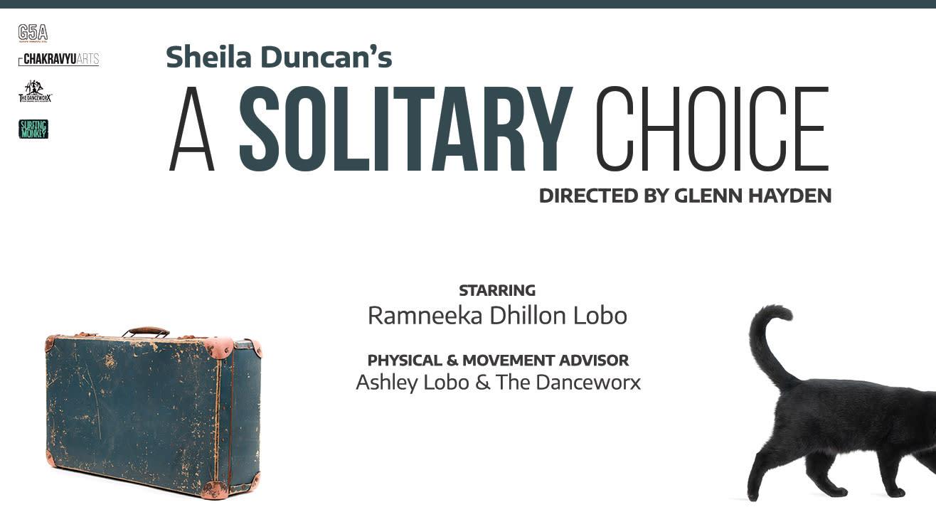A Solitary Choice by Sheila Duncan