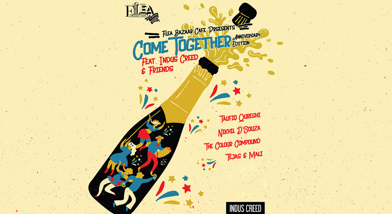 Come Together Anniversary Edition ft. Indus Creed & Friends