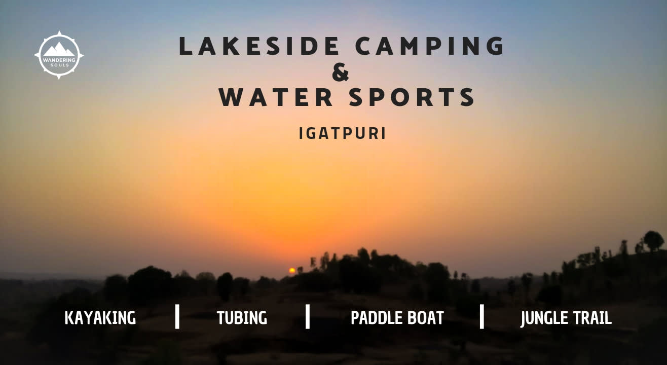 Lakeside Camping & Watersports by Wandering Souls