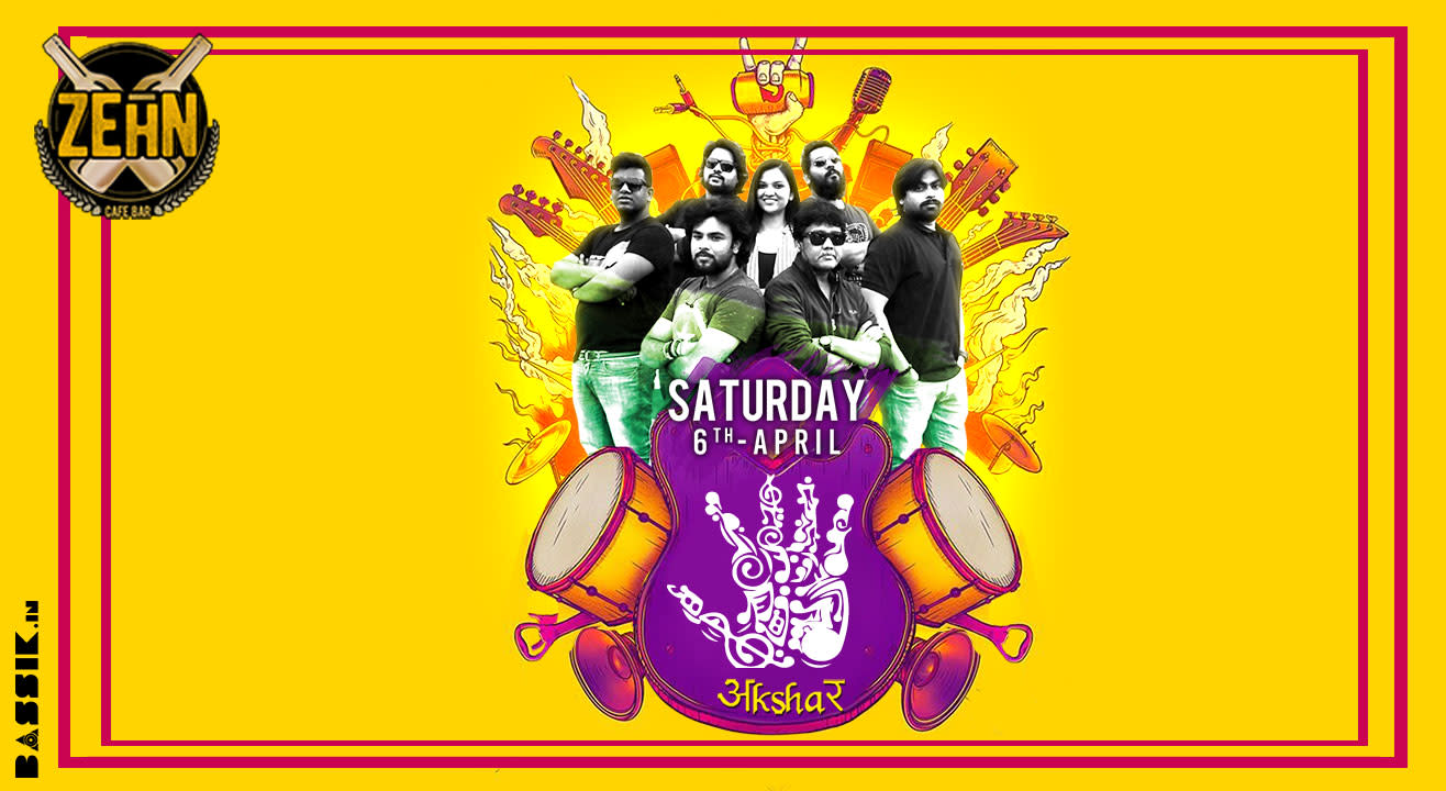 Akshar Live at Zehn on 10 | Every Saturday