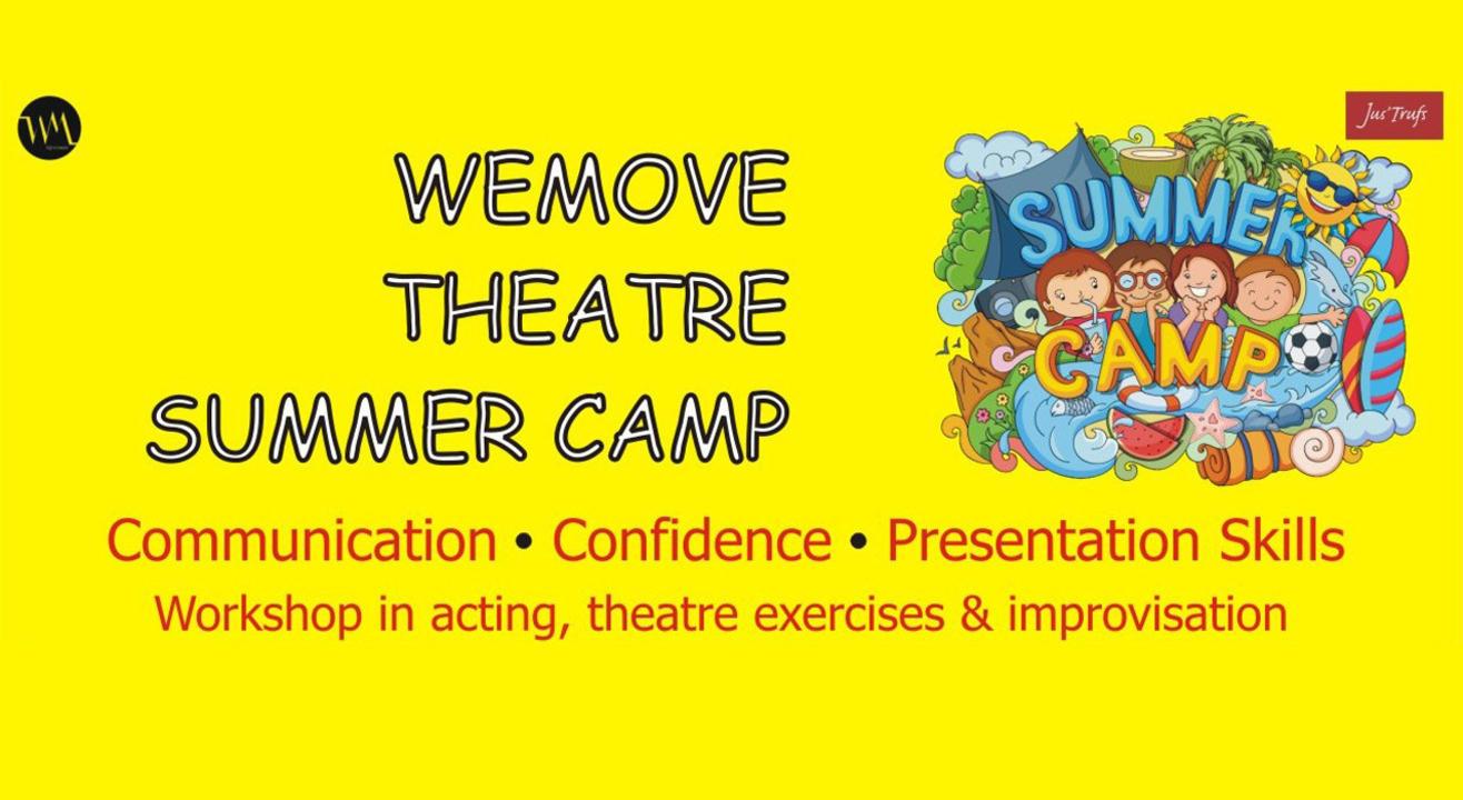 WeMove Theatre Summer Camp