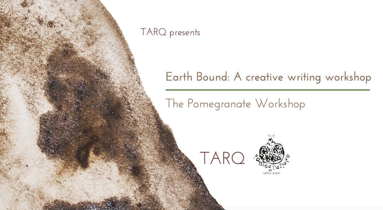 Earth Bound: A Creative Writing Workshop