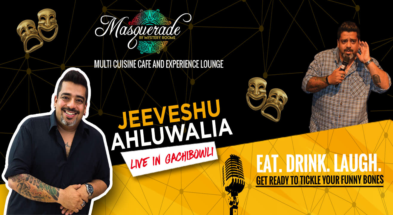 Comedy Night With Jeeveshu Ahluwalia