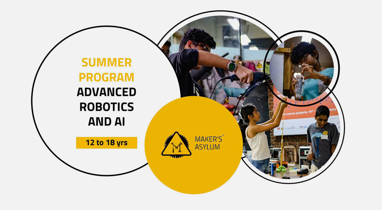 Summer Program: Robotics and AI - Delhi
