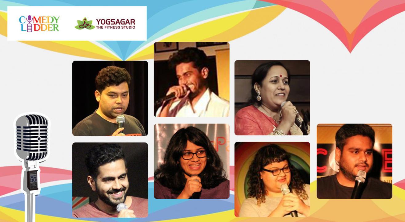 Comedy in Juhu ft. Nishant Suri & Vaibhav Sethia