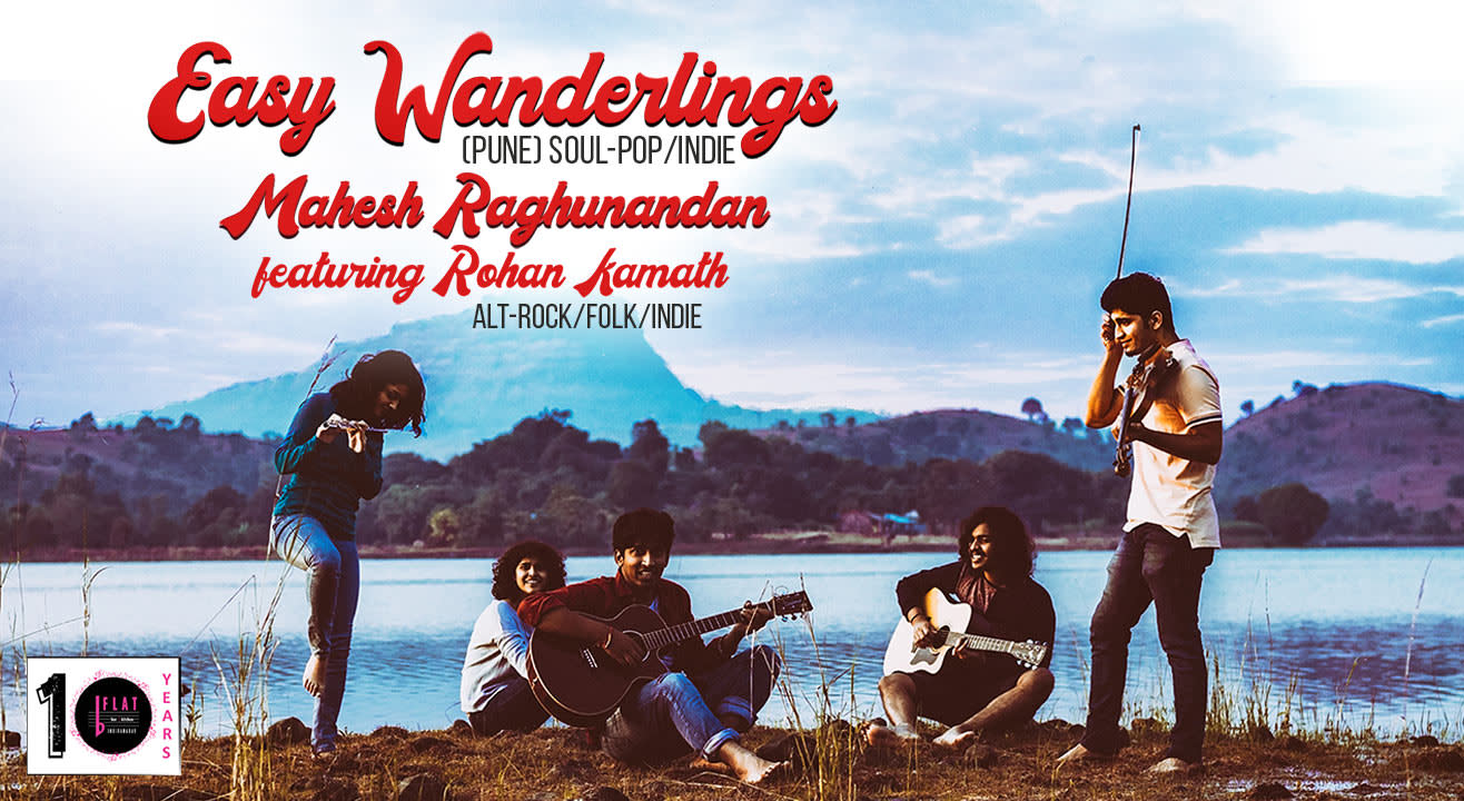 Easy Wanderlings & Mahesh Raghunandan Duo - LIVE