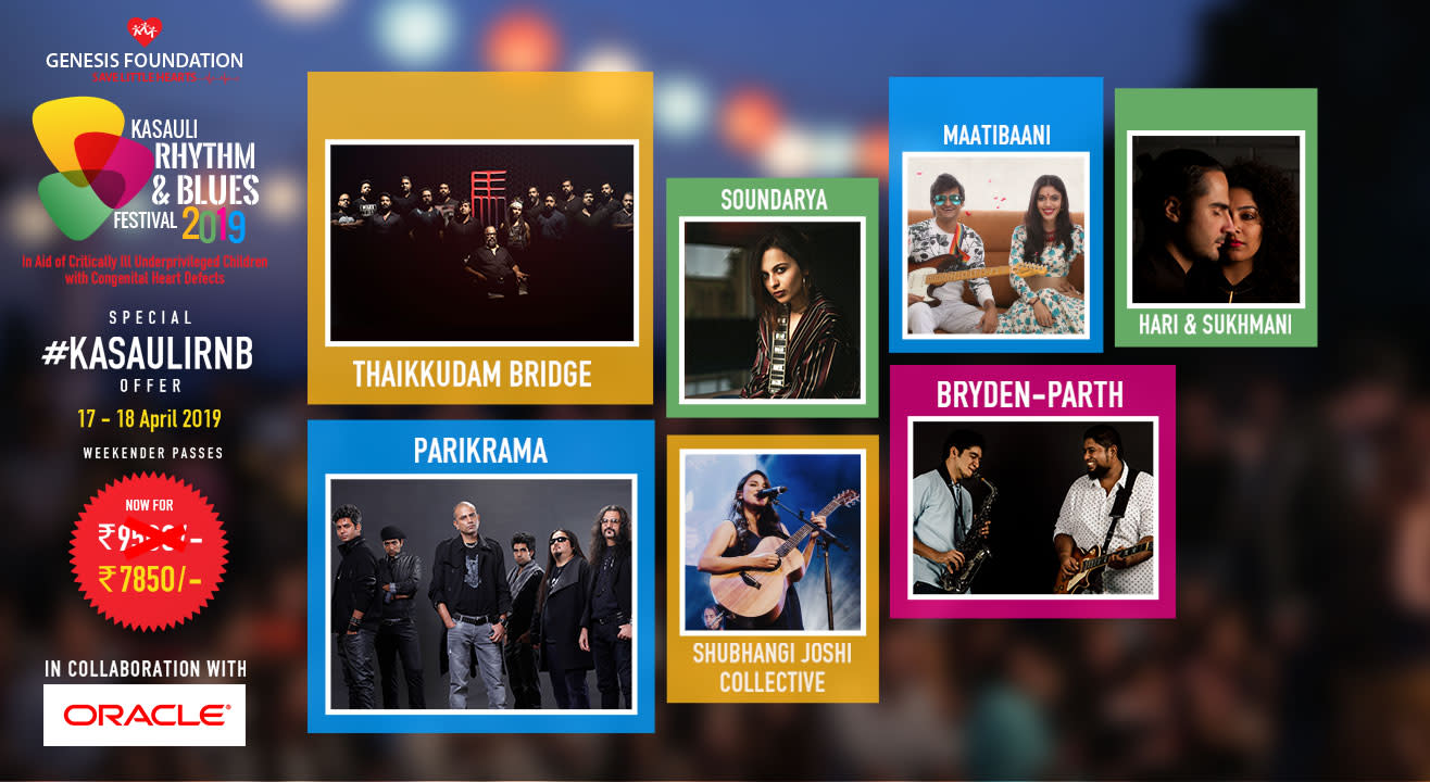 Kasauli Rhythm and Blues Festival